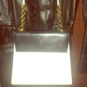 Salvatore Ferragamo Rare Vintage Leather Gancini